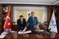 ERGÜN BAYSAL - Nusaybin Kayyumu Tayin Öncesi Yatırımları Halka Kazandırıyor