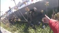 KÜÇÜKYALı - (Özel) E-5 Karayolu'nda 'İnsanlık Ölmemiş' Dedirten Olay