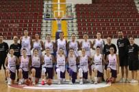 ÖZGECAN ASLAN - Mersin Büyükşehir Belediyespor'un Hedefi Avrupa'da Final Oynamak