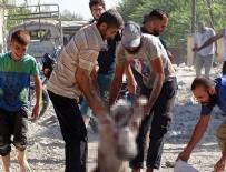 Rusya İdlib'deki bombalamayı doğruladı