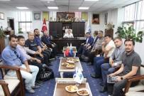 TERMAL TURİZM - Saka, Özbek Misafirlerini Ağırladı