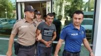 ASLIYE CEZA MAHKEMESI - Samsun'da Hırsızlık Yapan Genç, Polisin Takibi Sonucu Yakalandı