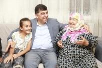 ŞEHADET - Şehidin İsmi Şehitkamil'de Yaşatılıyor