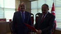 KASTAMONU ÜNIVERSITESI - Siyasetçiler Yüksek Lisans Diplomalarını Aldı