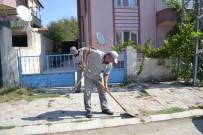 Şuhut'ta Çevre Temizliği Çalışmaları Devam Ediyor