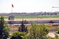 Suriye sınırından ateş açıldı