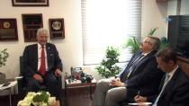 DIŞİŞLERİ KOMİSYONU - TBMM Dışişleri Komisyonu Başkanı Bozkır'dan İdlib Değerlendirmesi