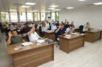 PERSONEL ALIMI - Turgutlu Belediyesi Eylül Ayı Meclis Toplantısı Gerçekleşti