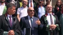 ASLIYE CEZA MAHKEMESI - Uşak'ta Avukatların Otopark Eylemi Davası