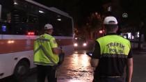 Uşak'ta Trafikteki Modifiye Araçlara Ceza Uygulandı