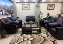 Vali Pehlivan'dan Cumhuriyet Başsavcısı Tiryaki'ye Ziyaret