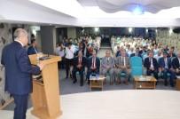 Yeni Dönem Eğitim Toplantısı Yapıldı