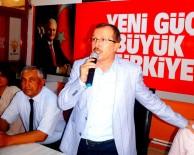 UĞUR AYDEMİR - AK Parti Milletvekili Aydemir Açıklaması'biz Birlik Olursak Kimse Bu Ülkeye Boyun Eğdiremez'