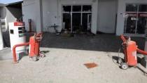 Akaryakıt İstasyonunda Kompresör Patladı Açıklaması 1 Yaralı