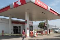 Ardahan'da Petrol İstasyonunda Patlama Açıklaması 1 Yaralı
