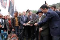BÜYÜKŞEHİR YASASI - ASAT 'Tan Gazipaşa'ya 4 Yılda 46 Milyon TL Yatırım
