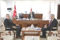 Başsavcısı Akbey, Vali Nayir'i Ziyaret Etti