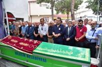 MALİ MÜŞAVİR - Bilecikli Esnaf Ali Dedeoğlu Son Yolculuğuna Uğurlandı