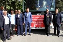 ŞEHİT AİLELERİ - Bismil Belediyesi'nden Şehit Ve Gazi Ailelerine Karadeniz Turu