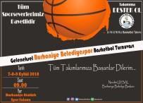 Burhaniye'de Basketbol Turnuvası