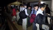 Çanakkale'de 87 Düzensiz Göçmen Yakalandı