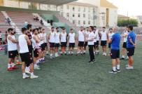 CİZRESPOR - Cizrespor'da Ankara Adliyespor Maçı Hazırlıkları