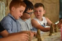 PARMAK - Çocuklar Pişmiş Toprağı Çok Sevdi