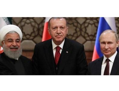 Cumhurbaşkanlığı'ndan Tahran zirvesine ilişkin açıklama