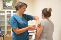 Denizli'nin İlk 'Erişkin Aşı Merkezi' PAÜ Tıp Fakültesi'nde Hizmete Girdi