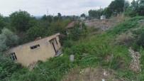 KıRıM - Deprem Değil Heyelan Bu Hale Getirdi