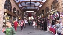 'Düğün Çarşısı'nda Arap Turist Ve Gurbetçi Bereketi