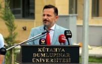 SıĞıNMA - Dumlupınar Üniversitesi Rektörü Gören Açıklaması 'Türkiye Dosta Güven, Düşmana Korku Salmaktadır'