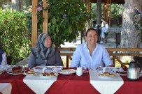 Eğirdir'de Şehit Anneleri Onuruna Kahvaltı