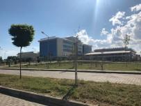 AMELİYATHANE - Erciş Devlet Hastanesi Hizmete Başladı