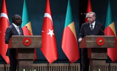 Cumhurbaşkanı Erdoğan: Amerika'nın bu örgüte ödediği para 800-850 milyon dolar.