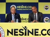ŞANS OYUNLARI - Fenerbahçe, Nesine.Com İle Sponsorluk İmzaladı