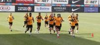 FLORYA - Galatasaray'da Kasımpaşa Mesaisi Sürüyor