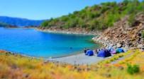NEMRUT - Gezginlerin Yeni Gözdesi 'Martı Adası'