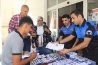 HAKKARI ÜNIVERSITESI - Hakkari'de Öğrenciler Teröre Karşı Bilgilendirildi