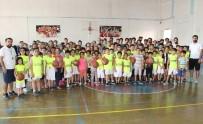 MİLLİ SPORCULAR - Haliliye'de 12 Branşta Yaz Sporları
