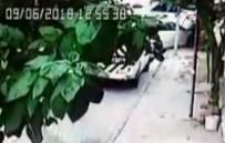 YıLDıRıM BEYAZıT - Hamile Sürücü Kahvehaneye Daldı Açıklaması 2 Yaralı
