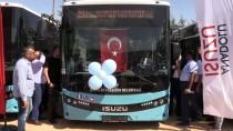Hatay'da 23 Toplu Taşıma Aracı Hizmete Girdi