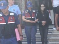 Hırsızlık Suçundan Aranan Kadın Tutuklandı