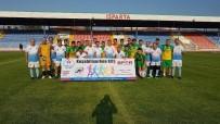 Isparta'da Kurumlar Arası Futbol Turnuvası