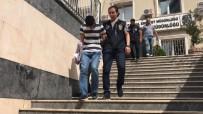 OTO HIRSIZLIK - İstanbul'da 'Kırmızı Eldiven' İle Silahlı Market Soygunu Kamerada