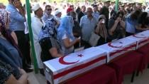 MUSTAFA AKINCI - Kıbrıs Şehitlerine 44 Yıl Sonra Cenaze Töreni