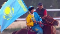 MOĞOLISTAN - Kırgızistan'daki Dünya Göçebe Oyunları