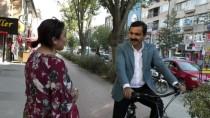 MAKAM ARACI - Kırşehir Belediye Başkanı Makam Aracı Yerine Bisiklet Kullanıyor
