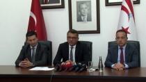 FUAT OKTAY - KKTC Başbakanı Erhürman Açıklaması 'Sıkıntıları Hep Birlikte Hareket Edersek Aşabiliriz'