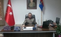 Köksal İl Merkez Jandarma Komutanı Oldu